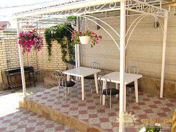 Гостевой дом «Le Soleil» в Феодосии