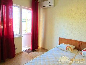 Двухместный номер в гостевом доме Le Soleil