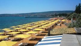Пляж Феодосии, веб камера