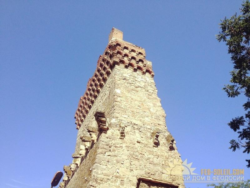 Башня Святого Константина Феодосия